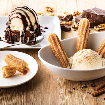 Dessert Menu Order Online From On The Border